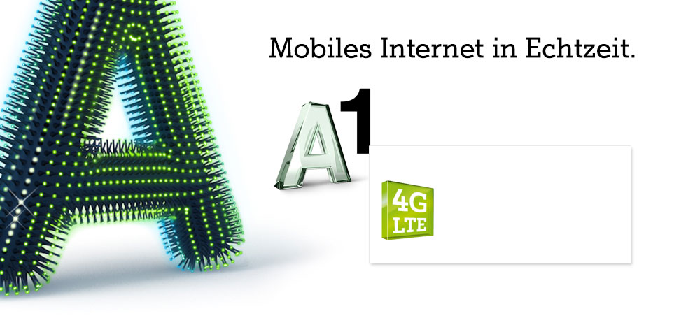 4G/LTE bei A1
