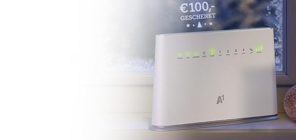 Festnetz-Internet für zuhause