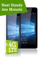 Microsoft Lumia 550 - Next Handy des Monats Februar